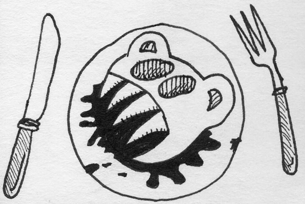 bear-meal